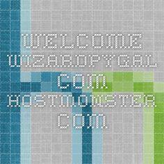 Welcome wizardpygal.com - Hostmonster.com