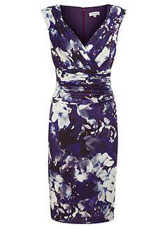 Kaliko Pleated Dress