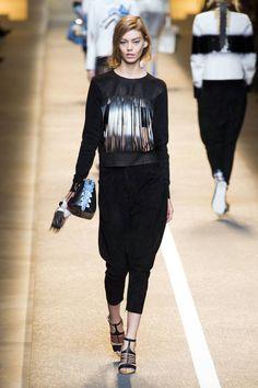 c00ee7434eef Fendi Spring 2015. See the best runway looks from Milan Fashion Week. Gucci  Spring