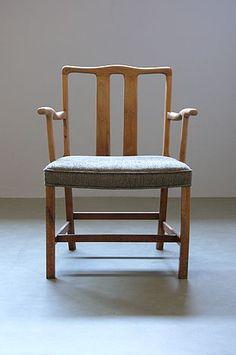 The Modern Warehouse - Furniture - Ole Wanscher Armchair