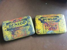 Dunlop small box