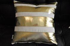 Yummy gold pillow.  It's like butta.
