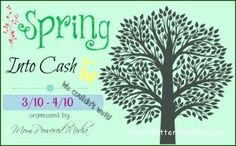 Spring Into Cash Event! $500 GIVEAWAY!! -