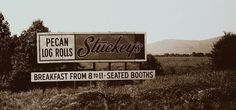 Stuckey's Billboard's | STUCKEY'S | Flickr - Photo Sharing!