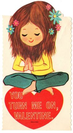Valentine's Card 1967