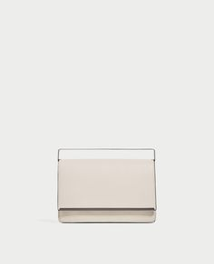 Image 2 of CROSSBODY BAG WITH METAL DETAIL from Zara