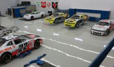 22 Racing & Scott Steckly Unveil New Race Facility Canadian Tire, Nascar, Racing, Running, Auto Racing