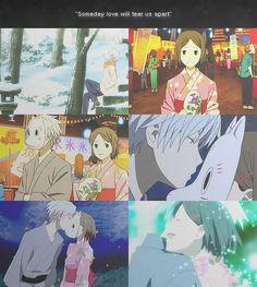 Hotarubi no Mori e. I cried for like twenty minutes after watching this