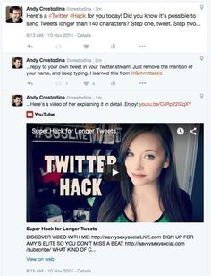20+ Social Media Hacks and Tips From the Pros : Social Media Examiner