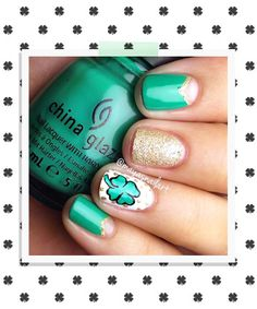 Another holiday, another excuse for nail art. From subtle to splashy, these are the only St. Patty's day designs you need