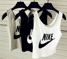 Nike workout gym clothes