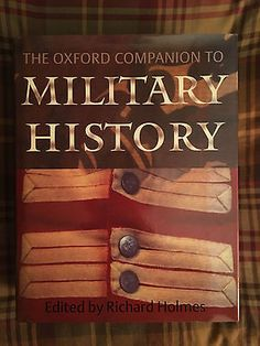 Military History (2001, Hardcover) - http://books.goshoppins.com/history/military-history-2001-hardcover/