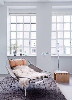 Une ancienne usine à Copenhague transformée en grand loft - Marie Claire Maison