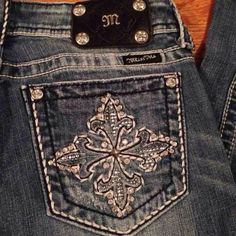 "Miss Me jeans new sz 29 ready to ship! Smoke and pet free home!  About 31.5"" inseam. Skinny jeans Miss Me Pants Skinny"