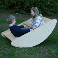 Children enjoy rocking back and forth on the rocking boat just as though they are rocking on the ocean waves. Turn it over and it becomes a sturdy set of stairs; children as young as two especially enjoy climbing up and down the stairs, having great fun while they develop coordination and motor skills. It…