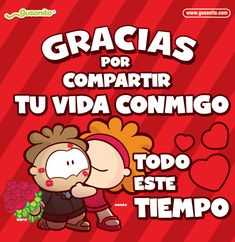 I lov u Mafalda Quotes, Best Quotes, Love Quotes, Hj Story, Love Store, Cute Love Gif, Forbidden Love, Cute Love Cartoons, Valentines Gifts For Him