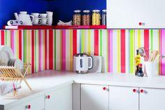 DIY DECOR:: Kitchen Cabinets of 2013