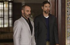 Tv Show - Tyrant. Hook, line and sinker. I'm intrigued.