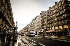 Streets of Paris / Dec.