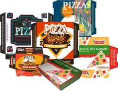 Collect pizza boxes from around London and display the different designs as a wall/screen/artwork. Free Design, Custom Design, Pizza Boxes, Packaging Solutions, Custom Windows, Personalised Box, Box Packaging, Custom Boxes, Flute