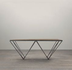 """designbinge:  TRIBECA SQUARE COFFEE TABLE      """