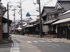 大名行列が織りなす山陽道矢掛宿 / Yakage-syuku,well known for daimyo procession