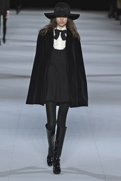 The Best of Hedi Slimane for Saint Laurent | Fall 2014