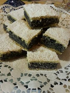 Mákos pite, ha valami nagyon finomat sütnél, ezt próbáld ki! - Egyszerű Gyors Receptek Food And Drink, Poppy, Cakes, Poppy Seed Cake, Cake Makers, Kuchen, Cake, Pastries, Cookies