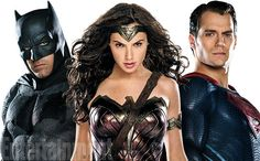 First look at 'Batman v Superman: Dawn of Justice' on EW's cover | EW.com