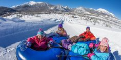 Frisco Colorado Tubing Hill, Sledding, Frisco Adventure Park | Town of Frisco