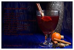 Wine; recipe; mulled wine; spiced wine; red wine; hot; warm; drinks; holidays; Czech drinks; Spicie Foodie; spices
