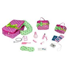 Target Our Generation Travel Luggage Accessory Set   062243243446 Rating: 5 out of 5 stars 1 reviews .$16.99 Online Price