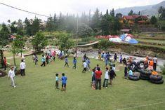 Rekomendasi Tempat Family Gathering di Lembang Fasilitas Private Pool