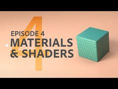 New video - Adobe Start 3D - Materials & Shaders | Adobe Creative Cloud on @YouTube Hip Hop News, What's Trending, Cloud, Adobe, Social Media, 3d, Creative, Youtube, Cob Loaf