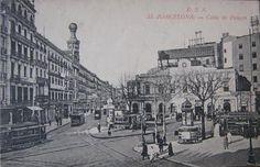 Calle Pelayo de Barcelona, años 20
