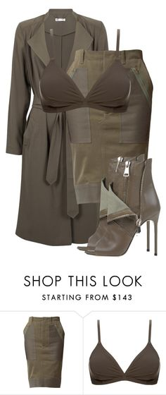 """""""Untitled #3072"""" by xirix ❤ liked on Polyvore featuring Orlebar Brown and Casadei"""