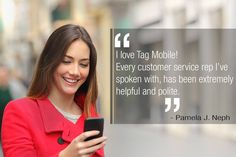 I Love TAG Mobile!