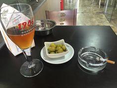 Vente a la Manduca y disfruta de una buena terraza, una buena cerveza y tu pincho preferido. Te estamos esperando!