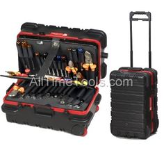 Chicago Case 30th Anniversary Slim Line Tool Case with WHEELS  SKU: RMMSLCART