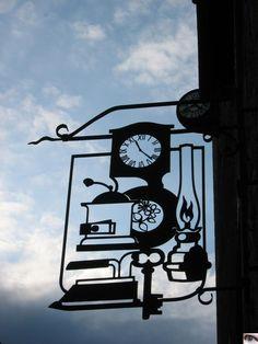 l'antiquaire,  Villefranche de Conflent, France