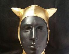 Gold Cat Hat