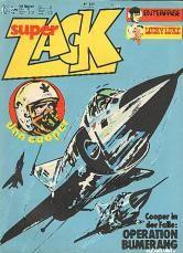 Zack Magazin (1976) - Band 12: Inhalt: Dan Cooper: Operation Bumerang / Lucky Luke: Billy the Kid / Enterprise: Die Strahlenfalle von Pollux - Andis Comicexpress