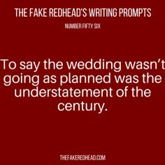TFR's Writing Prompt 56