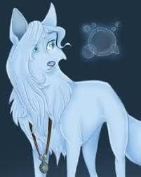 Картинки по запросу белые волки аниме