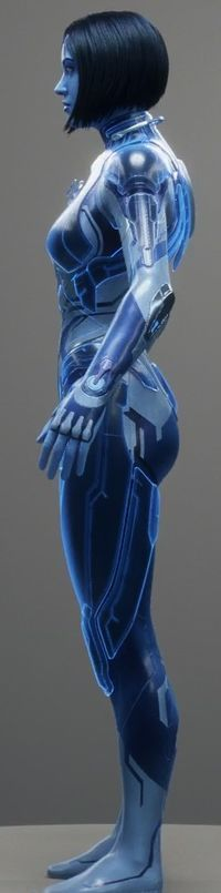 Cortana, UNSC Artificial intelligence (SN: CTN 0452-9), is a smart artificial intelligence construct. She was one of the most important figures in the Human-Covenant war, and was also John-117's partner in various combat missions as well as serving as the A.I. for the Halcyon-class light cruiser - UNSC Pillar of Autumn, Orbital Defense Platform - Cairo Station and Charon-class light frigate - UNSC Forward Unto Dawn. In addition, she held vital data pertaining to the Halos, including the...