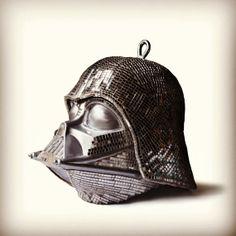 Darth Vader disco ball