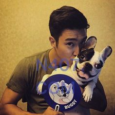 Siwon + Bugsy