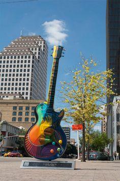 Austin, Texas: Music Capital of the World