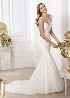 Land by Pronovias available at Teokath of London