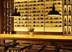 Weinlagerung in der Großstadt   Weinblog Bottled Grapes Real Estate Melbourne, Scarf Storage, Wine Gift Baskets, Wine Bottle Labels, Wine Bottles, Bottle Rack, Vintage Wine, Business Plan Template, Self Service